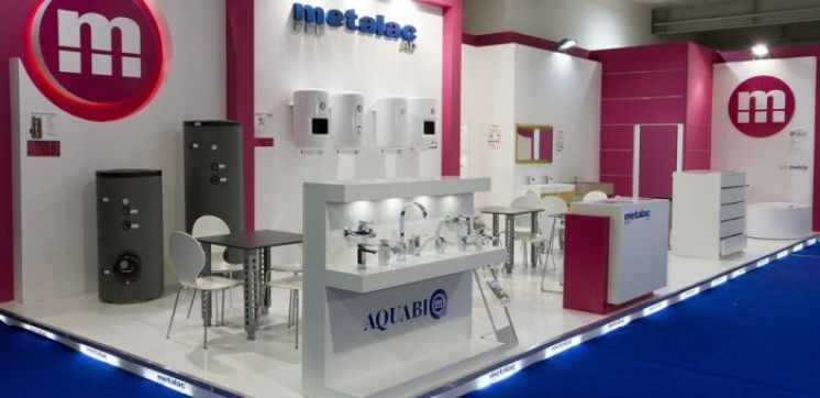 Metalac Bojler and Metalac Inko at the Belgrade Building Expo – SEEBBE 2015
